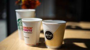 مقدار مجاز مصرف قهوه