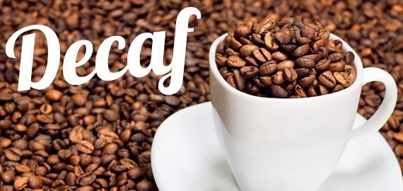قهوه ی دیکاف (decaf)