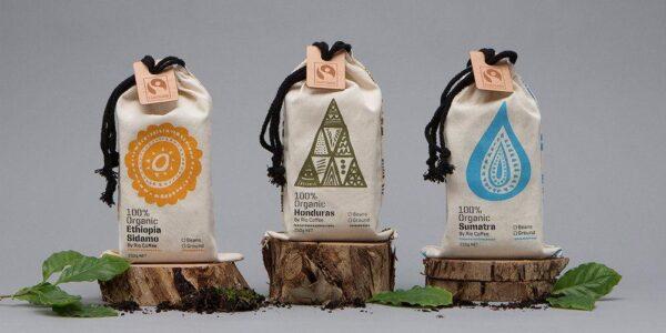 بسته بندی دان قهوه