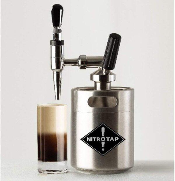 قهوه ساز نیتروژنی