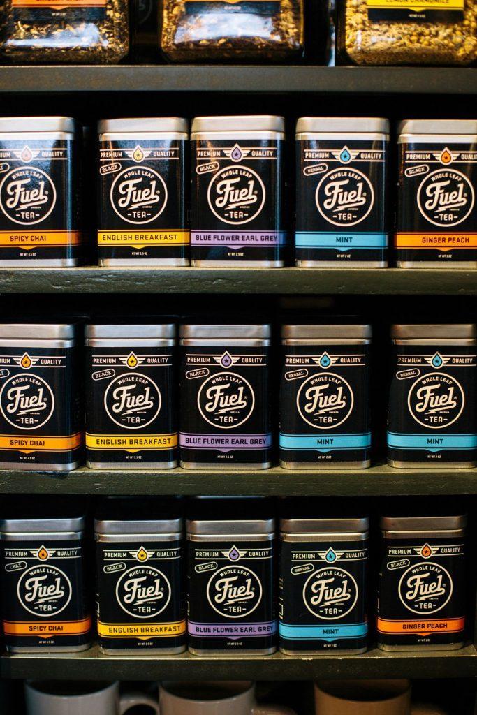 بسته بندی قهوه