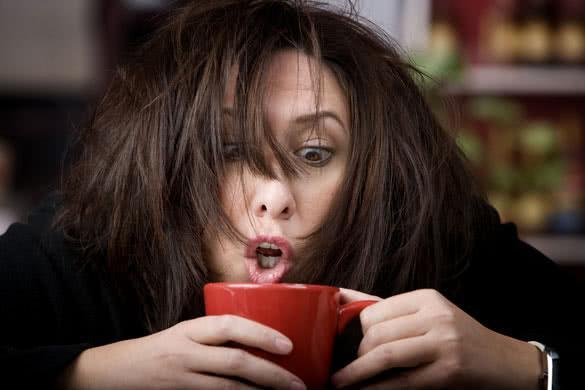 مضرات قهوه برای خانم ها