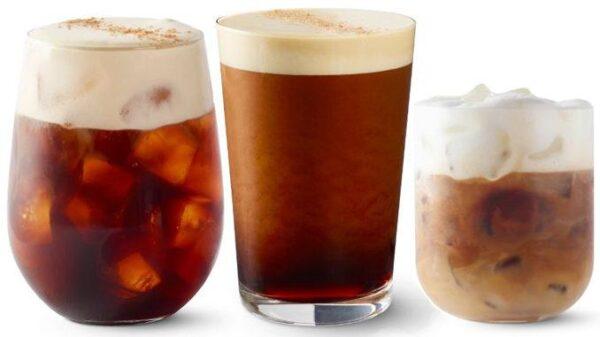 نوشیدنی سرد یا کلد برو کاسکارا