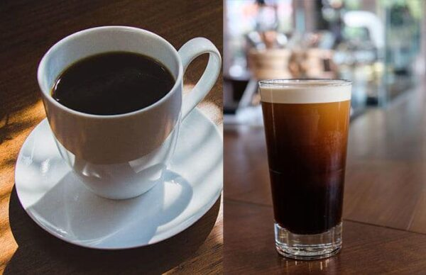 قهوه نیترو و معمولی