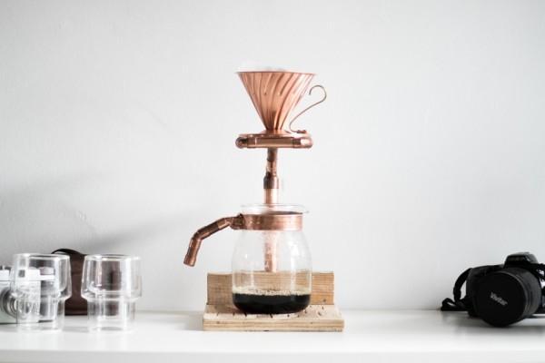 تجهیزات لازم برای تهیه یک فنجان قهوه ی عالی