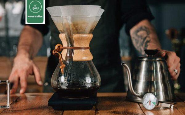 طرز تهیه قهوه کمکس