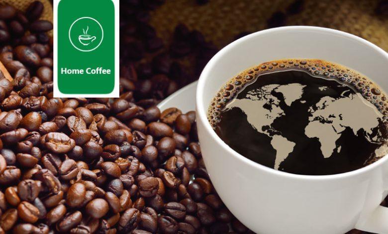 کشور برتر تولید کننده قهوه