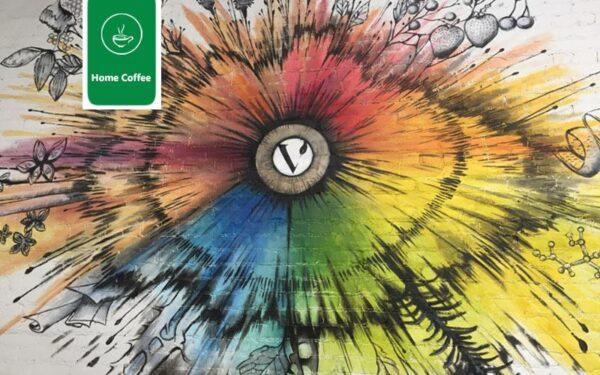 چرخ طعم و عطر قهوه flavor wheel