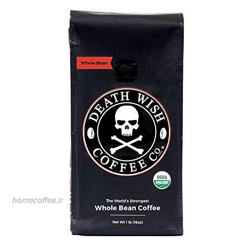 قهوهی ارگانیک Death Wish