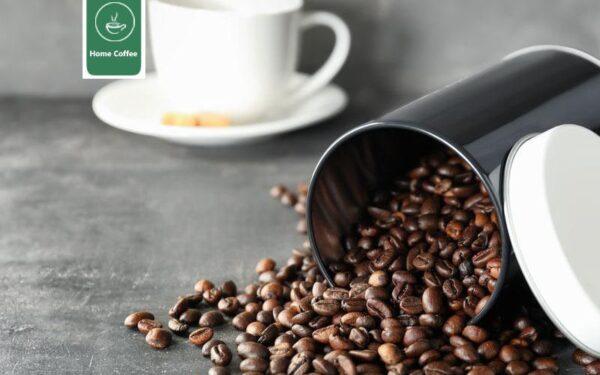 نگهداری قهوه در قوطی