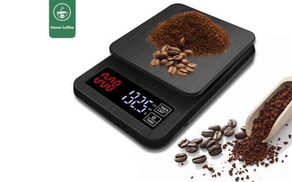 اسکیل اندازه گیری قهوه
