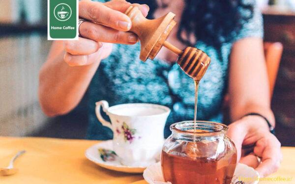 مزایای اضافه کردن عسل به قهوه