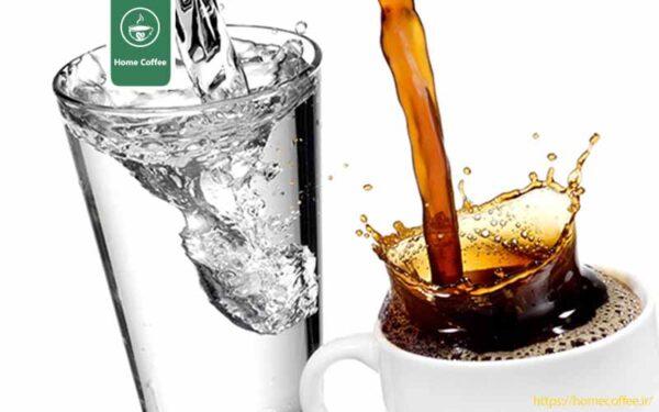 مناسب ترین اب برای قهوه