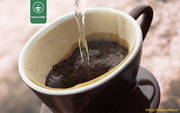 مناسب ترین آب برای قهوه