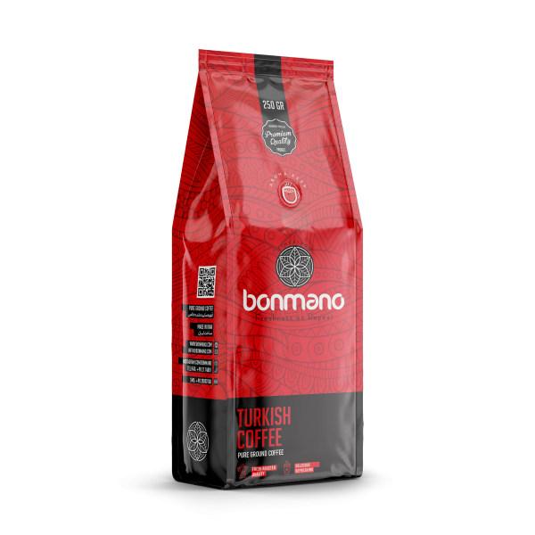 قهوه ترک بن مانو